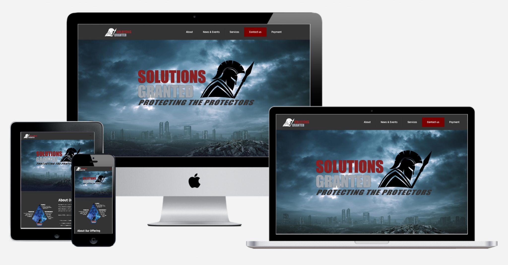 Solutions Granted - IT Company